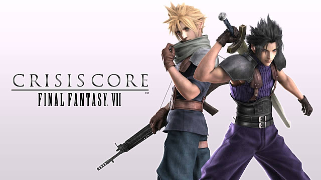 Game Adventure Final Fantasy VII Crisis Core