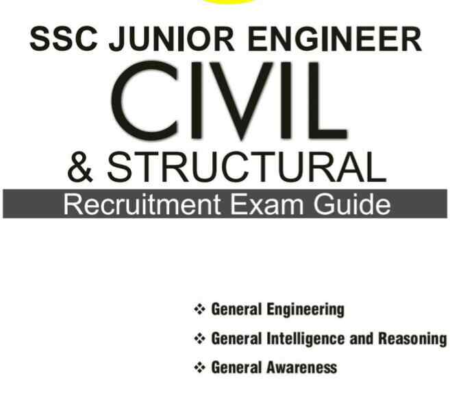 SSC JE CIVIL AND STRUCTURAL ENGINEERING