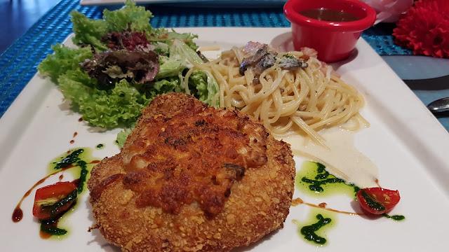 Chicken Chop, wangsa grill wangsa maju, western food