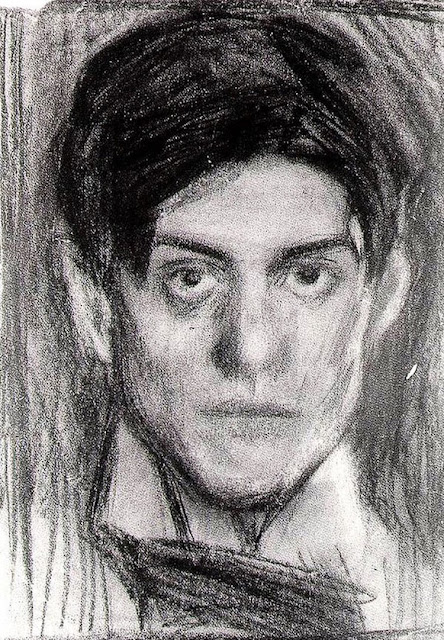 Pablo Picasso 18 thn