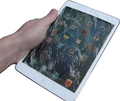 Thay man hinh iPad mini 3