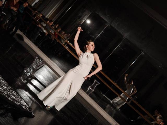 strój do flamenco, sukienka do tańca