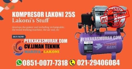 harga kompresor lakoni basic, harga kompresor murah, kompreso lakoni tanpa oli, lakoni basic 25s, daftar harga lakoni