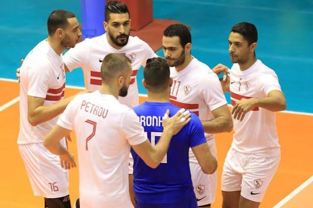 الزمالك ينهى سيطرة الأهلي بالتتويج بكأس مصر في مباراة من 5 أشواط فى كورة اليد