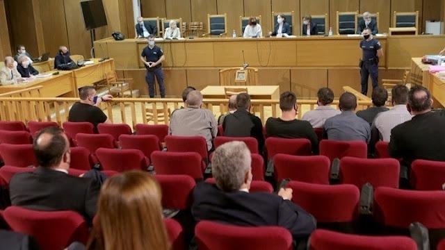 Σήμερα η πρόταση επί των ποινών στη δίκη της Χρυσής Αυγής