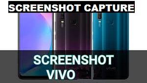 Cara Screenshot Vivo