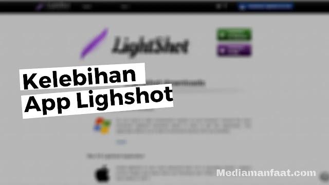 Kelebihan dan Kekurangan Aplikasi Lightshot