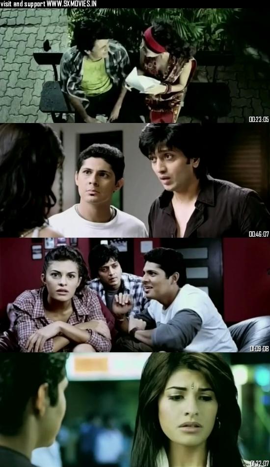 Jaane Kahan Se Aayi Hai 2010 Hindi 480p DTHRip 300mb