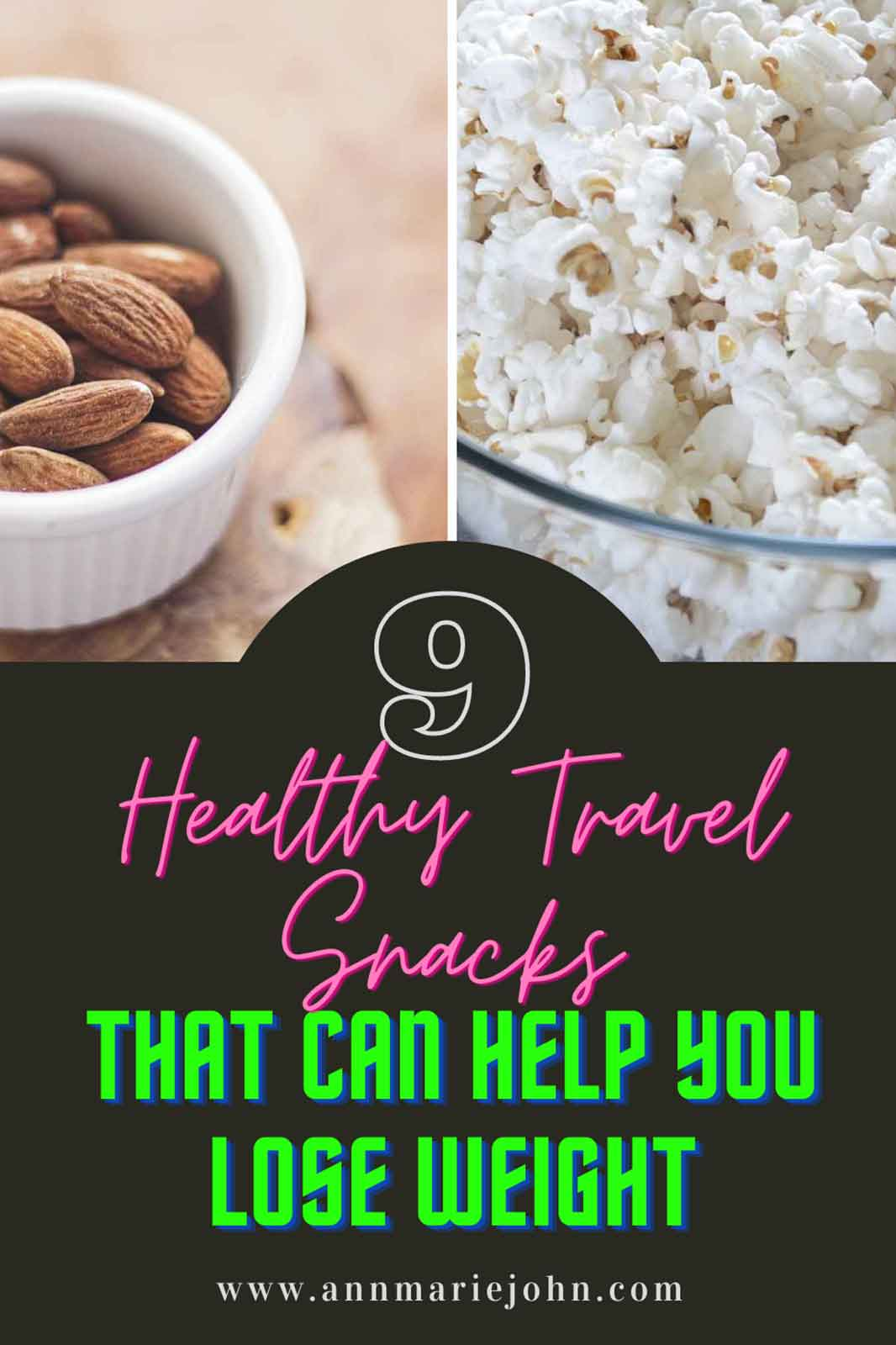 Healthy Travel Snacks That can Help You Lose Weight