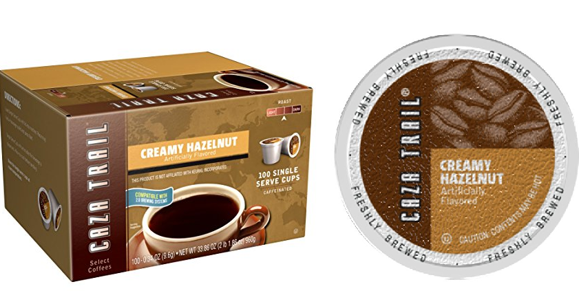 Coupons And Freebies: K-Cup Sale! 100 Caza Trail Coffee ...
