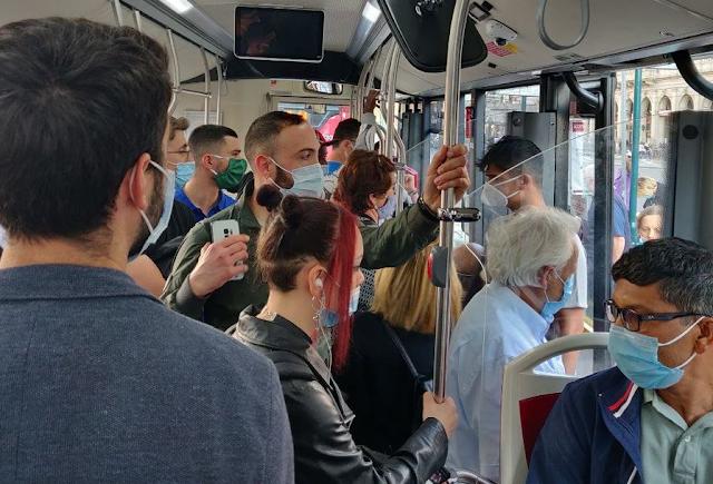 Atac - Il carnaio dei bus sostitutivi