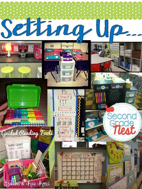 Classroom Decoration and Classroom Organization- tips and tricks for classroom library, bulletin boards, word walls, and more