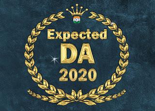 Expected Dearness Allowance January 2020