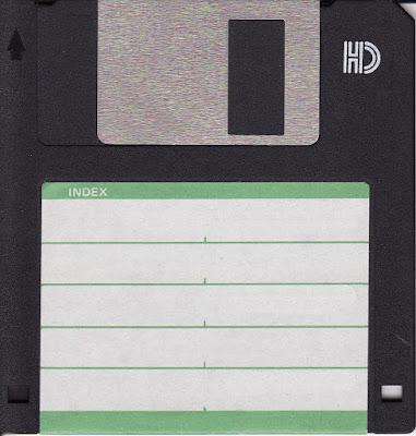 Fungsi Disket atau Floppy Disk