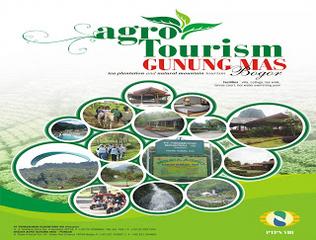 Gunung Mas Agrowisata adalah Tempat wisata di daerah Puncak. Bogor adalah daerah wisata paling diminati oleh turis sebagai wisata favorit yang baik, di dalam dan luar negeri selalu berlibur di kota yang dikenal sebagai kota Bogor yaitu kota hujan sebutannya seperti itu