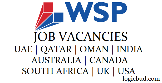 Wsp Consultant Company Job Vacancies Gulf Job Vacancies