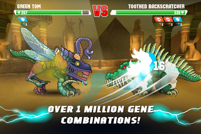 Mutant Fighting Cup 2 Apk-1