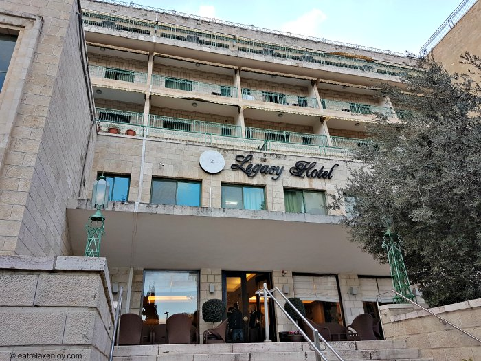 Legacy Hotel Jerusalem