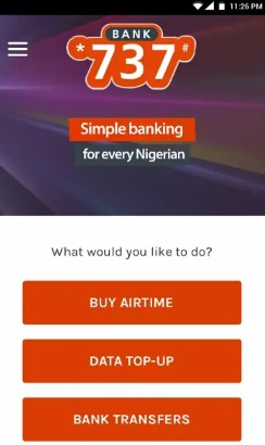 GTBank Introduces the 737 Mobile App, to Make Banking Services a lot