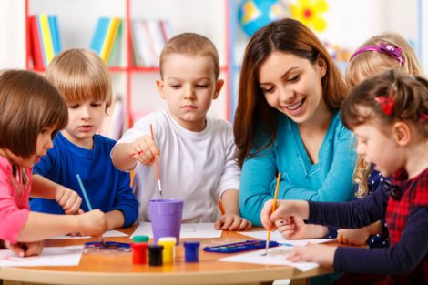 Jadi Masalah Orang Tua, Harap-harap Cemas Si Kecil Saat Masuk TK? Tenang! Lakukan 5 Hal ini