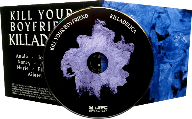 [Review] Kill Your Boyfriend - Killadelica