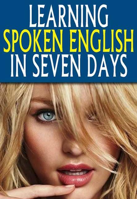 Spoken English in 7 days  (E Book)