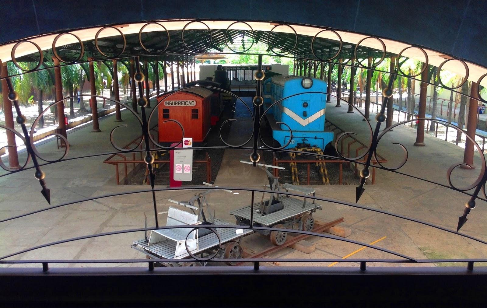 Museu do Trem em Recife