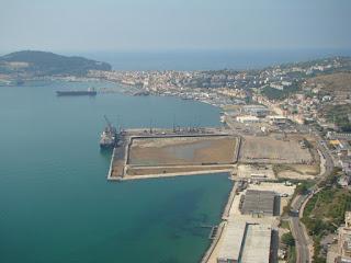 Porto commerciale di Gaeta sempre più rispettoso dell'ambiente