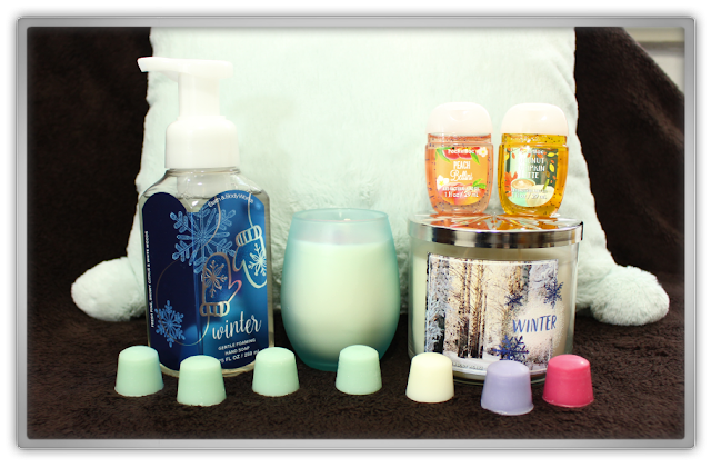 Bath & Body Works Stock Up Haul and Review fresh start winter spring candle soap pocketbac beauty blog blogger Cozy Favorites