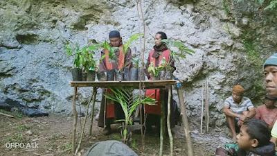 Ekaristi Ekologis di Pongkor Ngguling dan Liang Nggama
