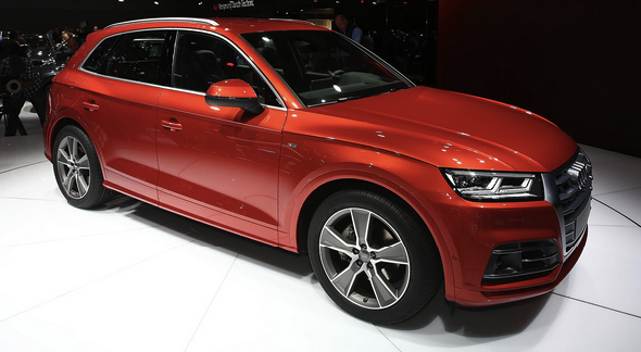 2020 Audi Q5 Yes It Really Is New Cars Auto Express New And