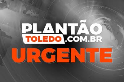 URGENTE -Jovem de 18 anos tem traumatismo craniano, múltiplas fraturas e hemorragia em Toledo
