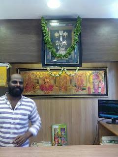 AMRUTHA SHOPPING MALL Tirupati