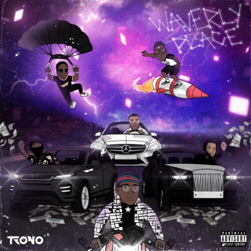 Trono – Funaná (feat. Kelson Most Wanted)