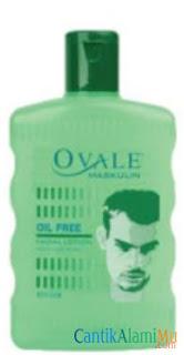 Ovale Maskulin Oil Free