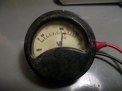 Medidor de ferro móvel