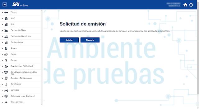 Software de Facturacion Electronica SRI Ecuador en la Nube