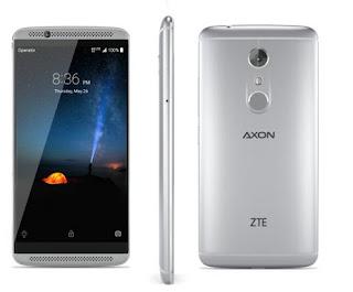 ZTE Axon 7, ZTE, smartphone