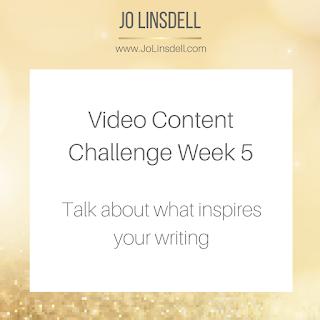 Video Content Challenge Week 5