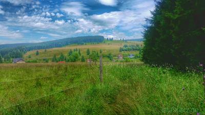 Wandern Tschechien Erzgebirge