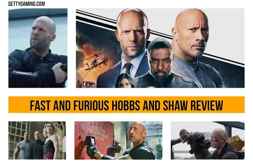 fast & furious Hobbs & shaw review