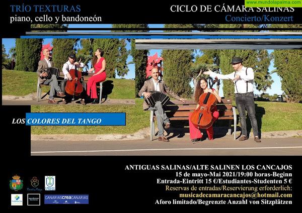 SALINAS: Los colores del Tango