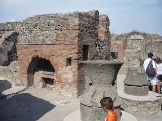 chimenea de pompeya