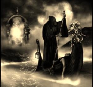 poesía en la oscuridad
