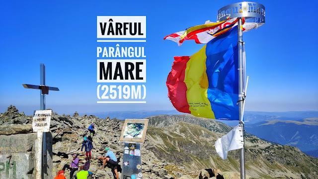 Traseu în Munții Parâng - Vârful Parângul Mare (2519 m), al patrulea vârf muntos din România