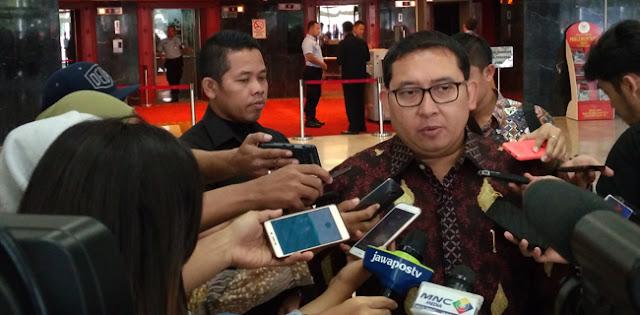 Fadli Zon: Presiden Jokowi, Jangan Angkat Menteri Yang Masih Belajar