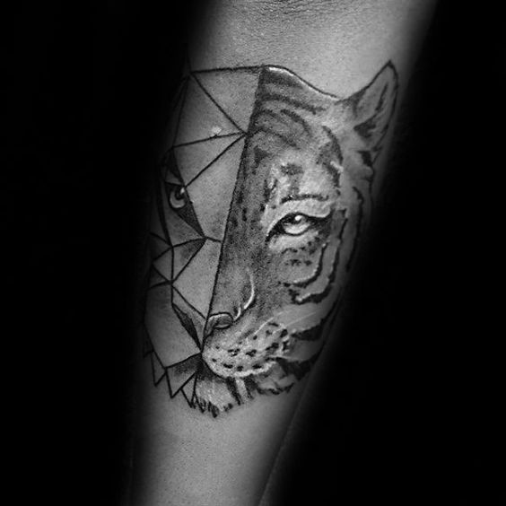 Tiger Tattoos for Men