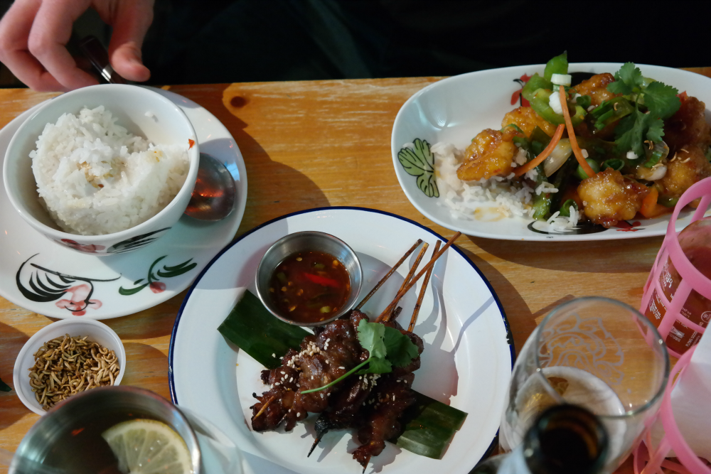 Review: Thaikun Aberdeen. Whatever Steve ate.
