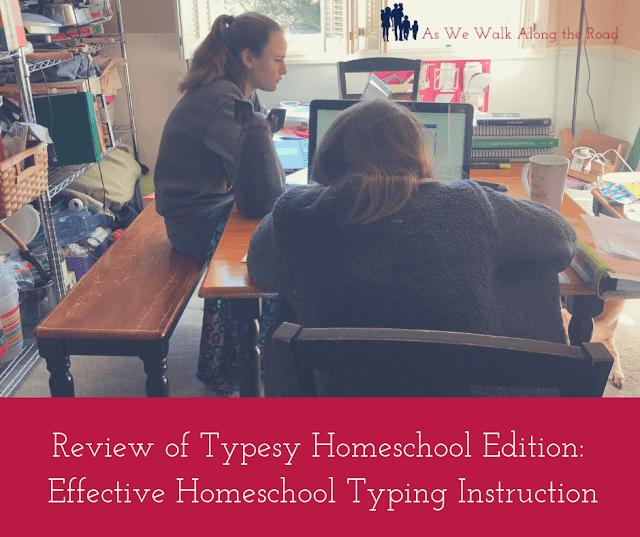 Homeschool Typing Tool- Typesy
