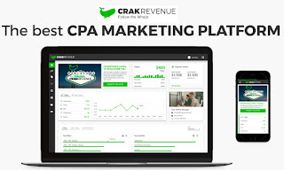 CrakRevenue - Monetización web en CPA